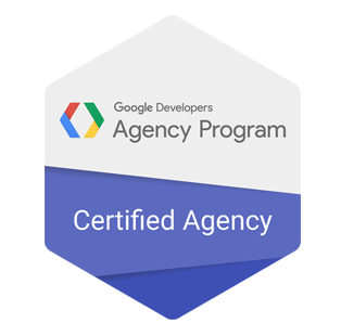 Google Developer Certificed Agency