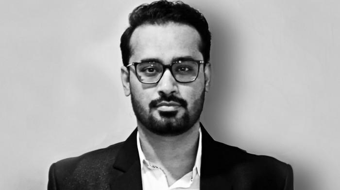 Meet Harris Khan, Senior Product Strategist