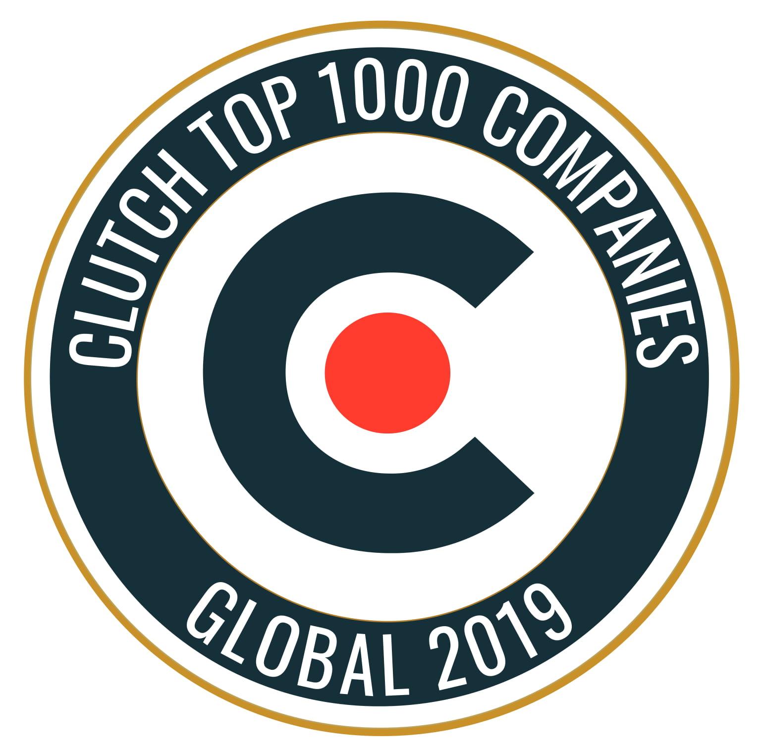 Clutch recognizes Cubix in its exclusive 2019 Clutch 1000 List