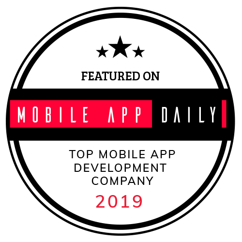Cubix featured as a top e-commerce app development company by MobileAppDaily