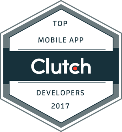 Cubix ranked amongst the top mobile app development companies by Clutch.co