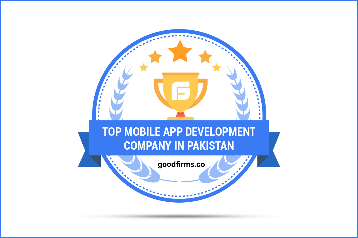 GoodFirms Ranks Cubix on the 1st Position Among the Top Mobile App Development Companies in Pakistan