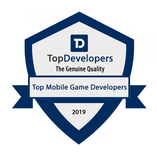 Cubix becomes one of the Leading mobile game development companies of 2019