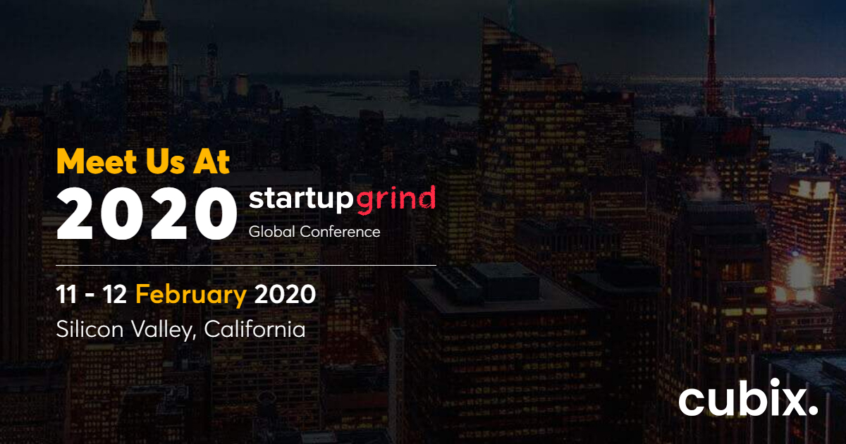 Startup Grind Global Conference 2020 – February 11-12
