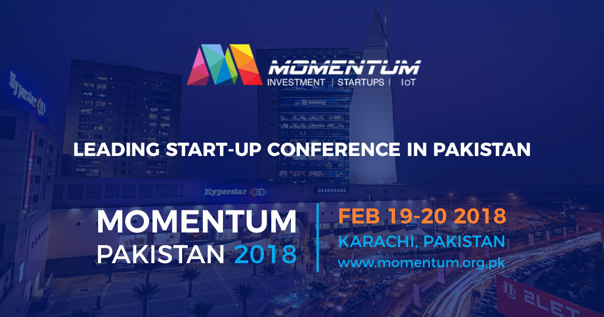 Fintech Hackathon at Momentum Tech Conference 2018