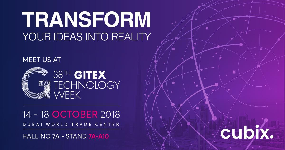 GITEX Technology Week this October
