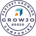 Cubix awarded the rank of #6826 in the growjo's fastest companies list - tech services,software segment.