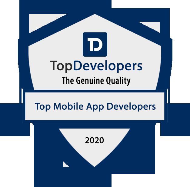 Cubix ranks among October's top mobile app development companies