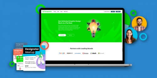 Cubix unveils Designster to deliver unlimited graphic designs at flat rates