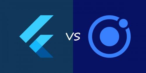 Flutter vs. Ionic – The Right Framework for Your Mobile App