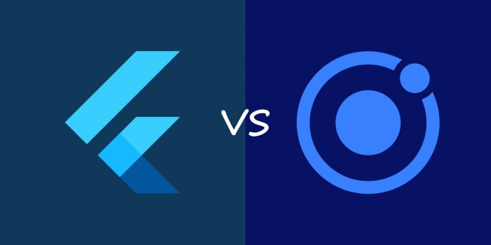 Flutter vs. Ionic – The Right Framework for Your Mobile App
