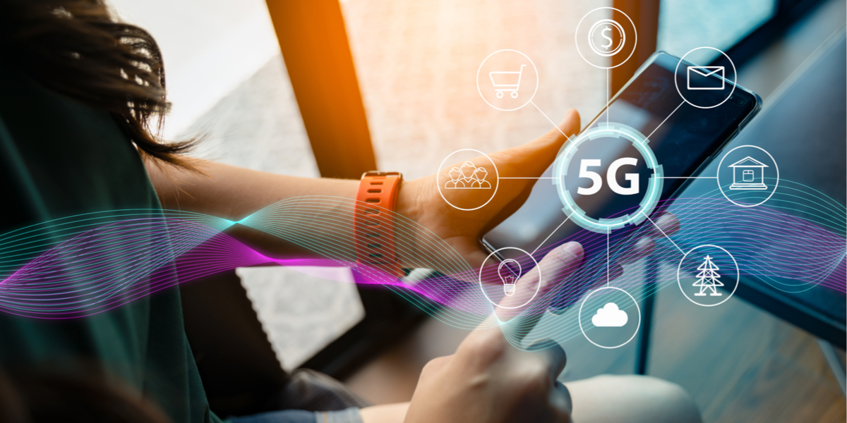 5G and its Effects on the Dynamics of Mobile Applications