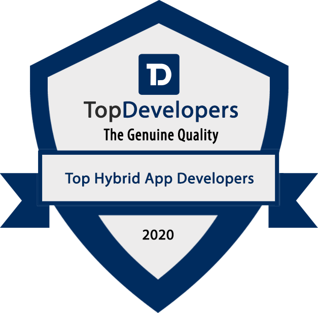 Cubix among the leading hybrid app development companies of december 2020