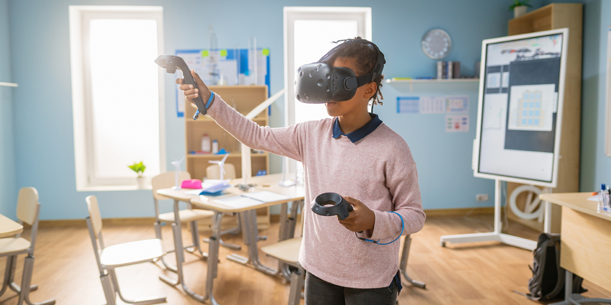Augmented Reality for the Educational Services Industry