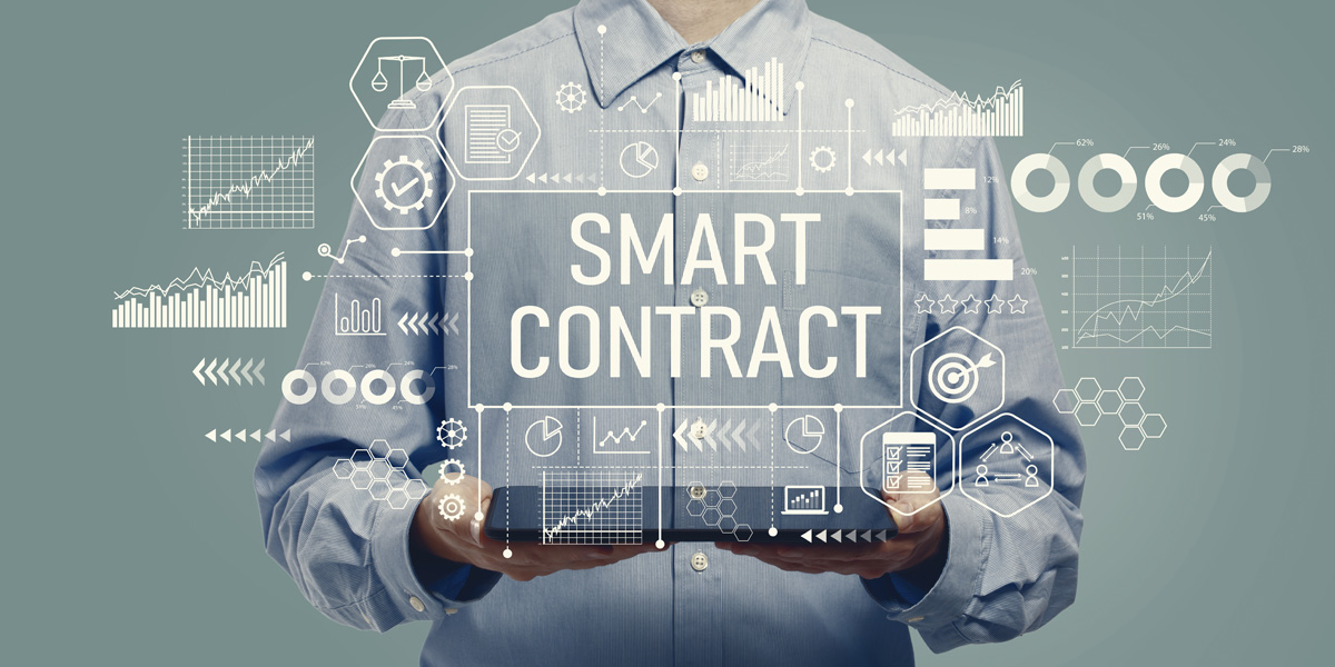 Smart Working with Blockchain-Based Smart Contracts
