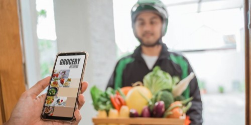 How to develop a grocery shopping and delivery app?