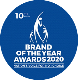 Cubix receives brand of the year award - 2020
