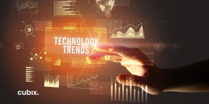Top Tech Trends that will Influence Industries in 2022