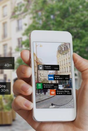 Augmented Reality for Travel Industry, Interactive and Real-Time Guide