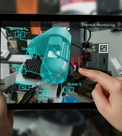 Augmented Reality for Product Manufacturing, Digital Models and Design Insight