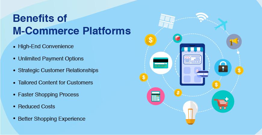Benefits Adopting M-Commerce