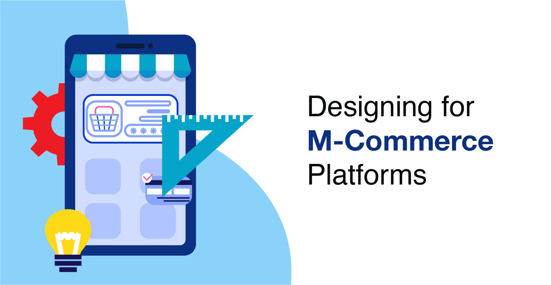 Design for M-Commerce App
