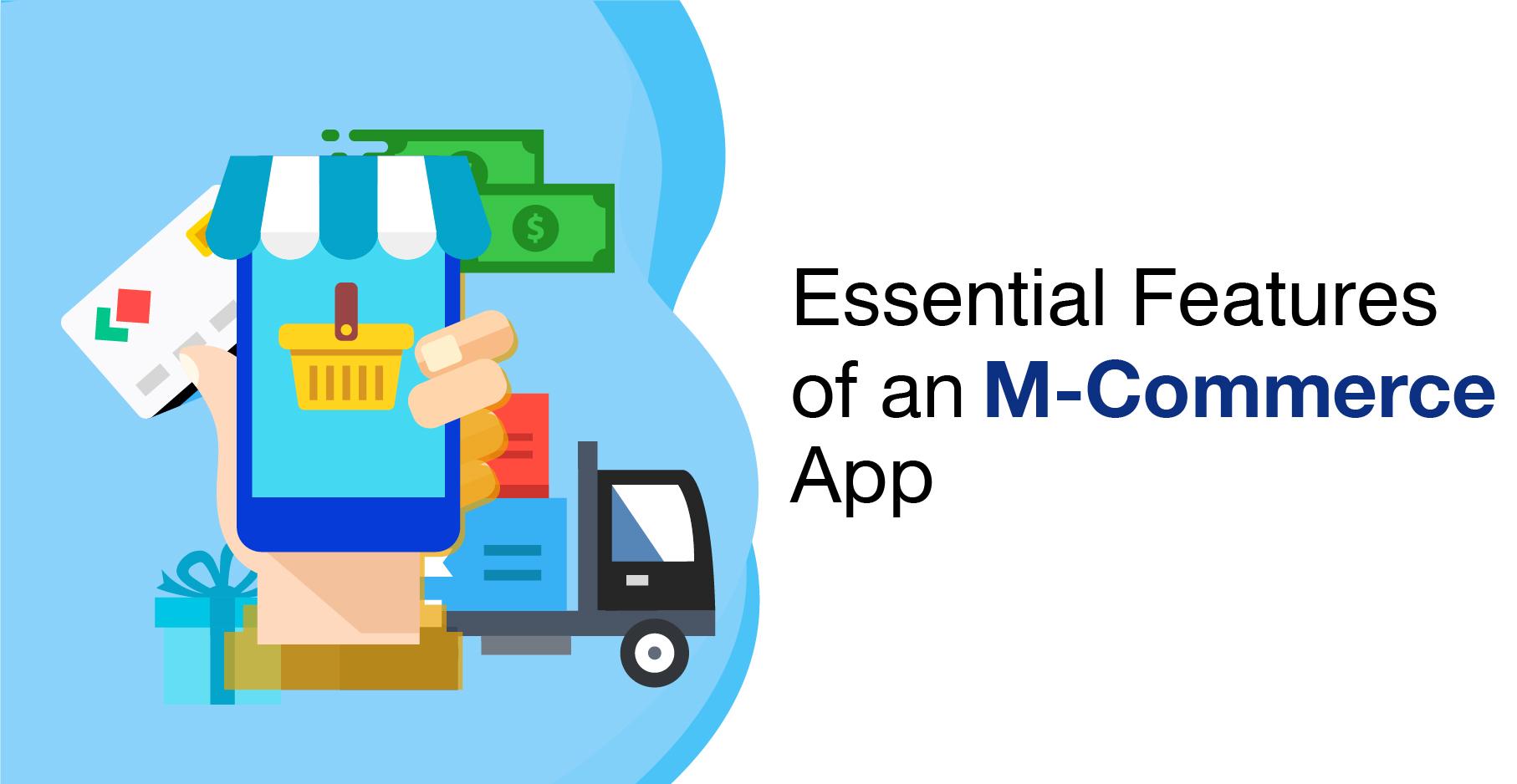 Success Guaranteeing M-Commerce App