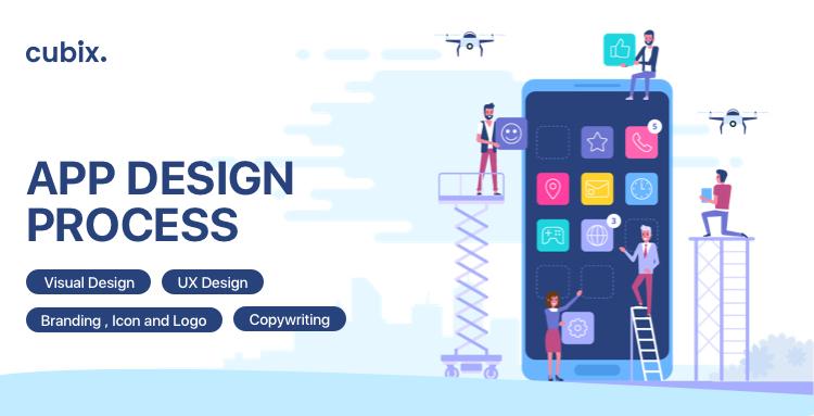 App Designing Process