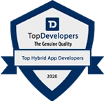 Cubix Awarded Top Hybrid App Developers