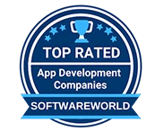 Cubix Awarded Top Hybrid App Development Company